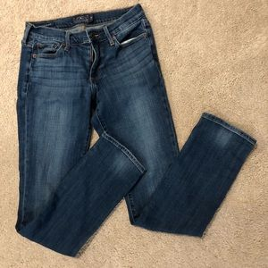 Lucky Brand Jeans - Lucky brand sweet 'n straight jeans. Size 2/26